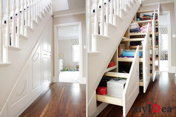 Дом мечты: Удобное хранение вещей